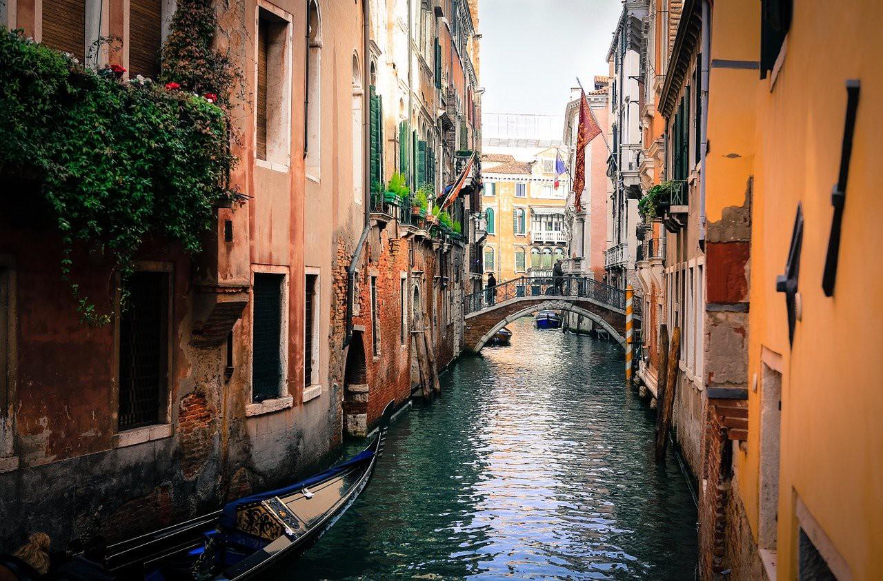Venedig und der Lido